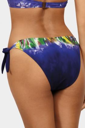 Ewa Bien - Bikini Trusse med bindebånd - Ewa Bien Swim 04