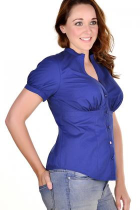 LACE Lingerie - Casual Shirt Skjorte-bluse F-H skål