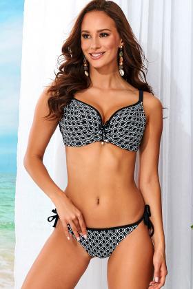 Volin - Bikini Trusse med bindebånd - Volin 01
