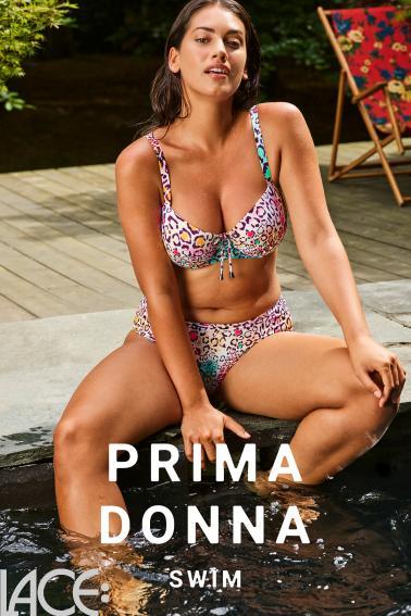 PrimaDonna Swim - Managua Bikini Bandeau BH E-G skål