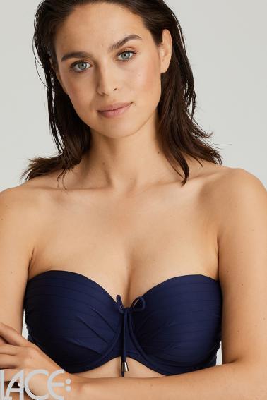 PrimaDonna Swim - Sherry Bikini Bandeau BH med aftagelige stropper E-G skål