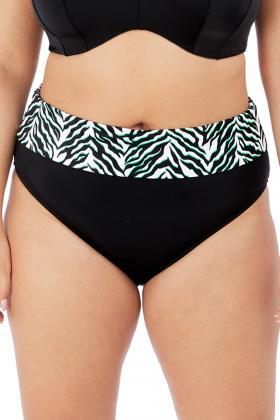 Elomi - Zulu Rhythm Bikini Fold ned trusse