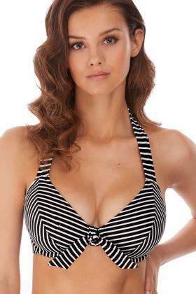 Freya Swim - Beach Hut Bikini BH med dyb udskæring E-J skål