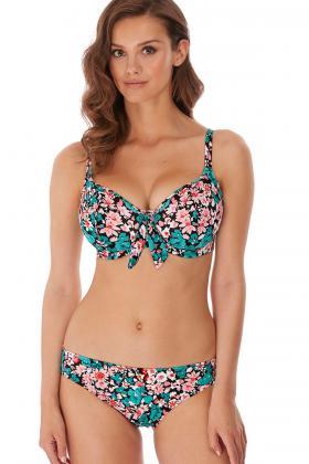 Freya Swim - Water Meadow Bikini Push Up BH E-L skål