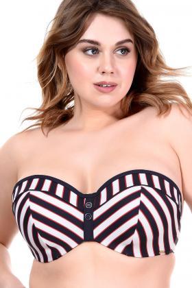 Panache Swim - Lucille Bikini Bandeau BH E-G skål