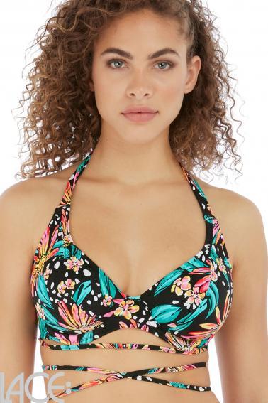 Freya Swim - Wild Daisy Bikini BH med dyb udskæring G-K skål