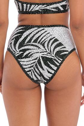Freya Swim - Gemini Palm Bikini Høj trusse