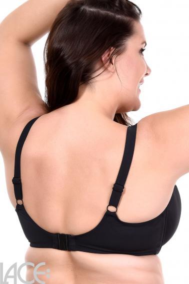 Elomi - Essentials Bikini BH med dyb udskæring G-M skål