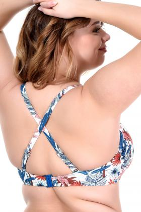 Chantelle - Bay Bikini BH med memory skål D-G skål