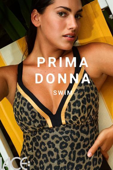 PrimaDonna Swim - Kiribati Badedragt - med Shaping-Effekt - D-G skål