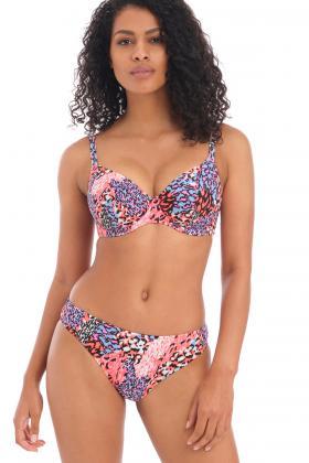 Freya Swim - Serengeti Bikini BH med dyb udskæring G-J skål