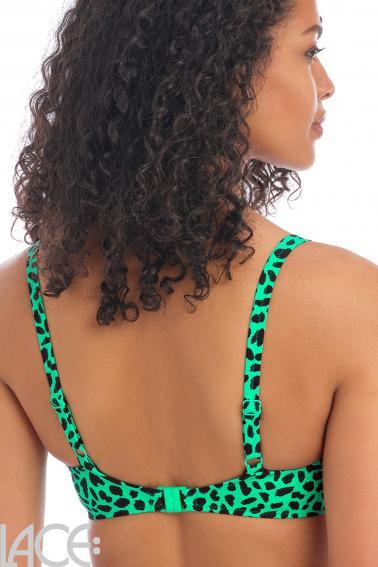 Freya Swim - Zanzibar Bikini BH med dyb udskæring G-J skål