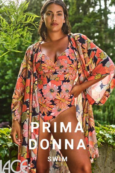 PrimaDonna Swim - Melanesia Badedragt - med Shaping-Effekt - D-G skål