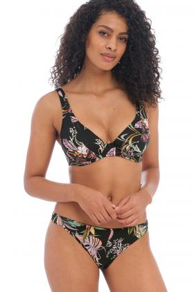 Freya Swim - Tahiti Nights Bikini BH med dyb udskæring I-M skål