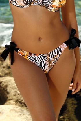 Ewa Bien - Bikini Trusse med bindebånd - Ewa Bien Swim Devon
