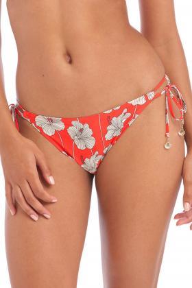 Freya Swim - Hibiscus Beach Bikini Trusse med bindebånd
