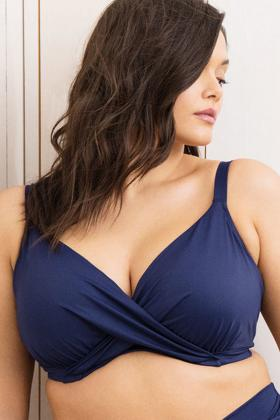 Elomi - Magnetic Bikini BH med dyb udskæring I-N skål