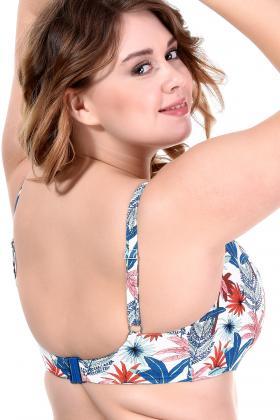 Chantelle - Bay Bikini BH med dyb udskæring E-G skål