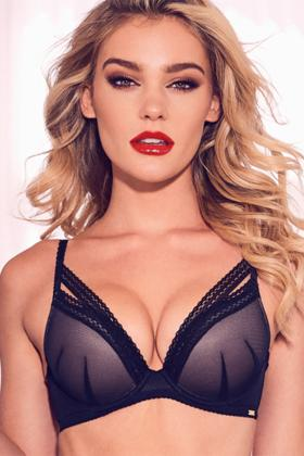 Gossard - Sheer Seduction Push-up-BH F-J skål