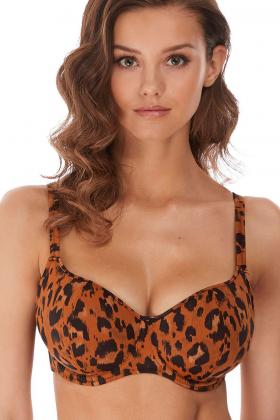 Freya Swim - Roar Instinct Bikini Push Up BH F-L skål