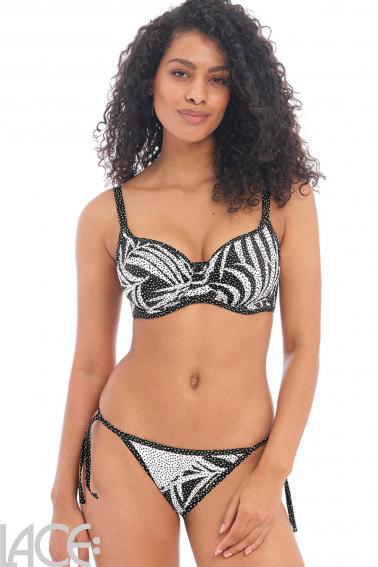 Freya Swim - Gemini Palm Bikini Push Up BH F-L skål