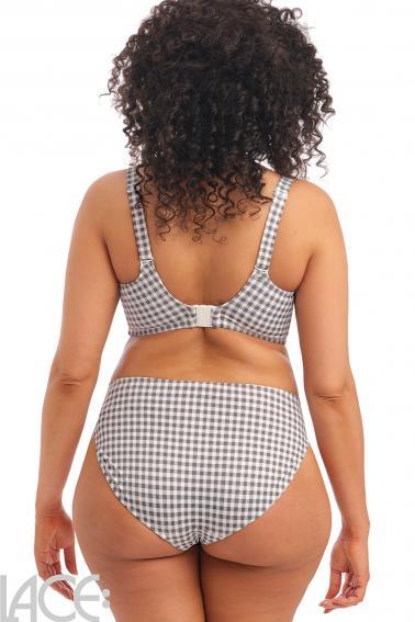 Elomi - Checkmate Bikini BH med dyb udskæring G-L skål