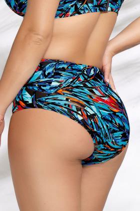 Nessa - Bikini Høj trusse - Nessa Swim Capri