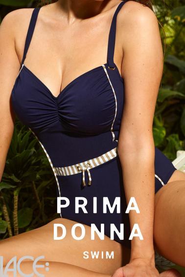 PrimaDonna Swim - Ocean Mood Badedragt - med Shaping-Effekt - E-H skål