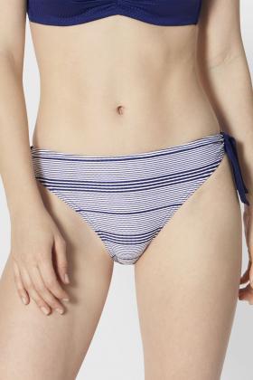 Triumph - Summer Waves Bikini Trusse med bindebånd