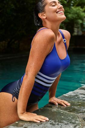 PrimaDonna Swim - Polynesia Badedragt uden bøjle E-G skål