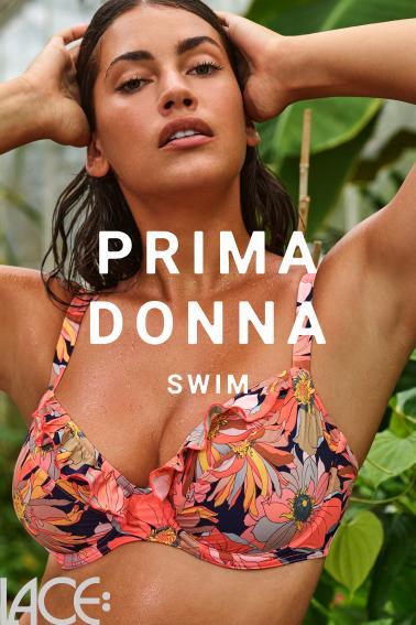 PrimaDonna Swim - Melanesia Bikini BH med dyb udskæring D-G skål