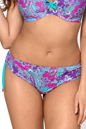 Ava - Bikini Short - Regulerbar- Ava Swim 06