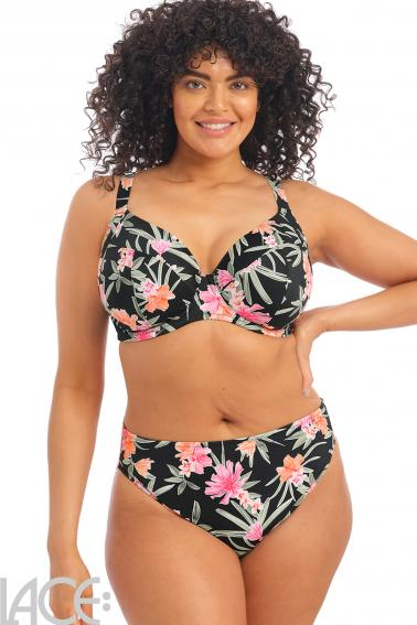 Elomi - Dark Tropics Bikini BH med dyb udskæring G-N skål