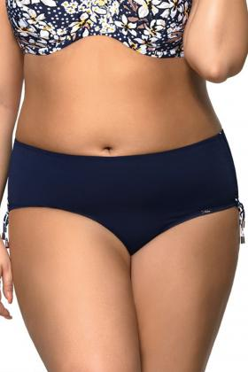 Ava - Bikini Høj trusse - Regulerbar - Ava Swim 10