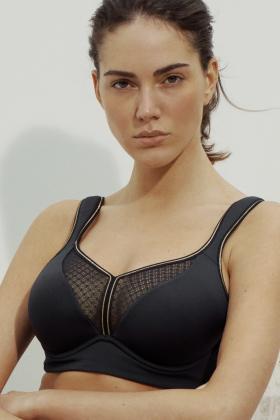 Simone Perele - Harmony Sports BH med bøjle E-G skål