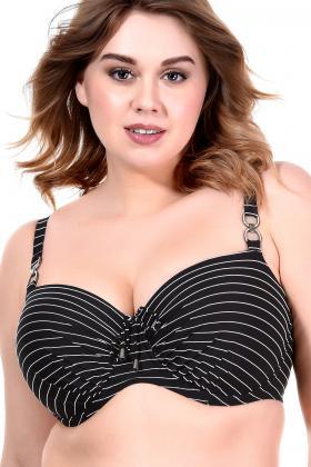 PrimaDonna Swim - Sherry Bikini Bandeau BH D-H skål